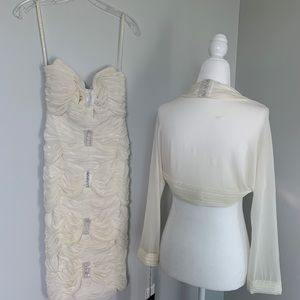 Day our Couture Wedding Dress NWT size 4